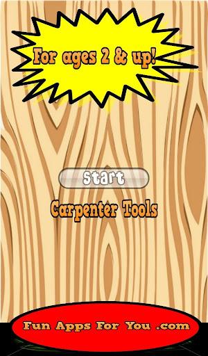 Toddler Tools Game