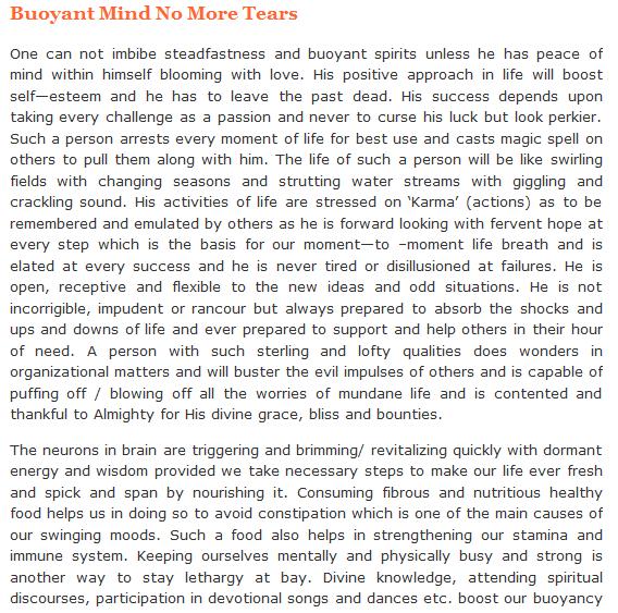 Spirituality-Articles 14
