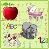 TRACING ALPHABETS FOR KIDS