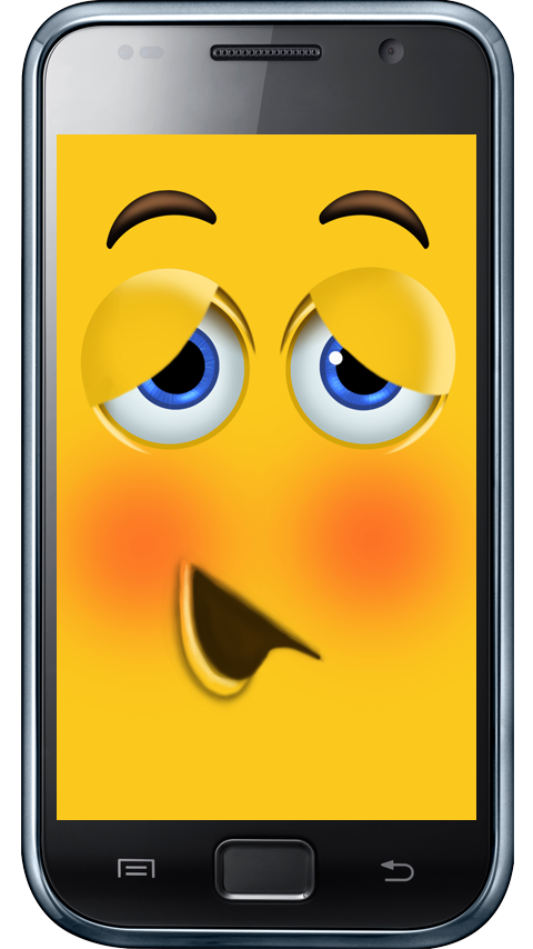 Funny Face, Smileys- screenshot