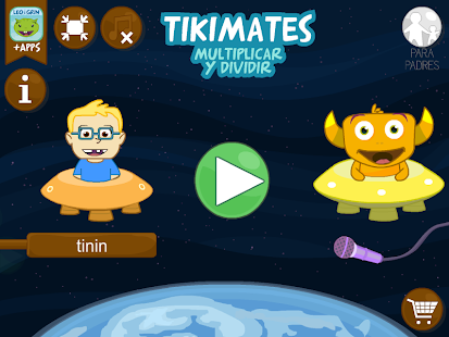 TIKIMATES: multiplica y divide- screenshot thumbnail