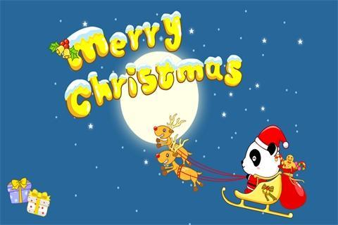 たのしいクリスマス-BabyBus子ども・幼児向け知育アプリ