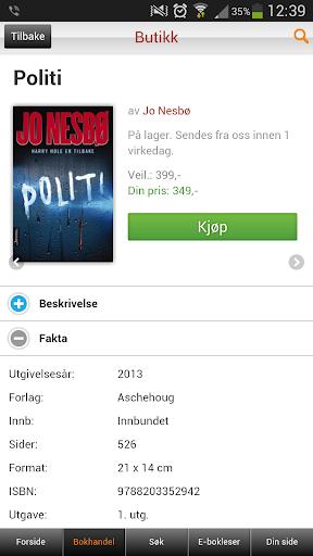 【免費書籍App】Bokkilden-APP點子