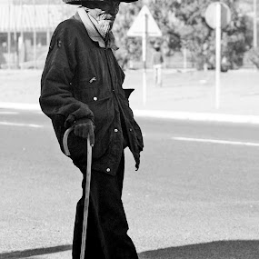 Timeless  by Hush Naidoo - People Portraits of Men ( old, time, life, elderly, rural, man,  )