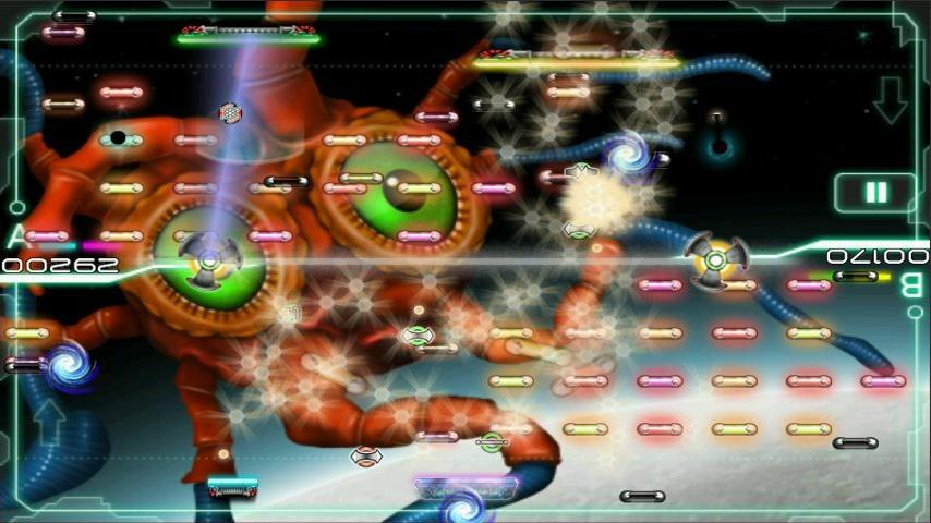 BattleBallz Chaos Lite - screenshot