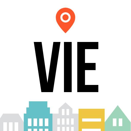 维也纳 城市指南(地图,名胜,餐馆,酒店,购物) 旅遊 LOGO-玩APPs