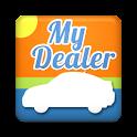 MyDealerApp logo