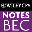 BEC Notes - Wiley CPA Exam icon