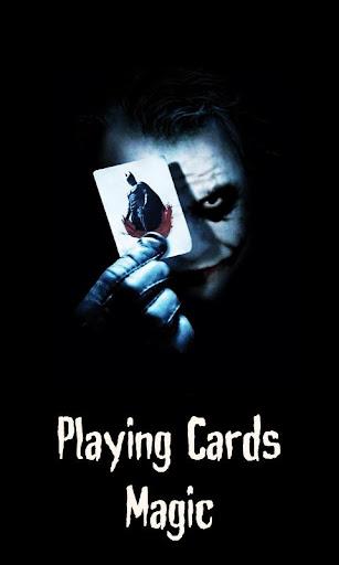 扑克牌魔术
