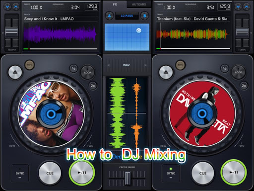 【免費音樂App】How to DJ Mixing-APP點子