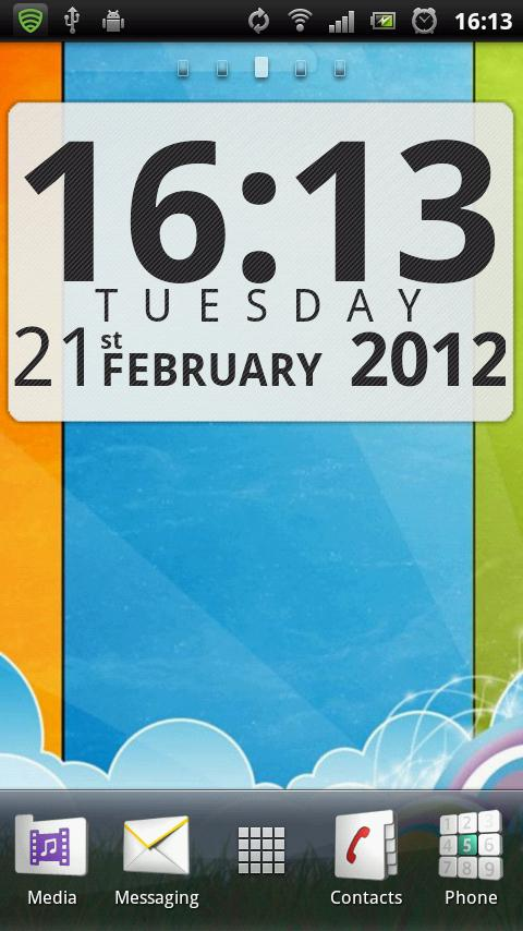 Clock 29 Widgets - screenshot