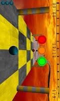 Screenshot of Skyball (3D Racing game)