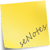 seNotes Plus - notes widget