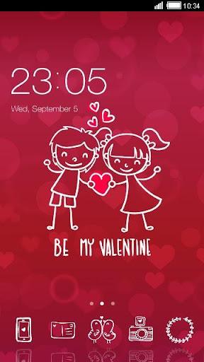Be My Valentineのテーマ
