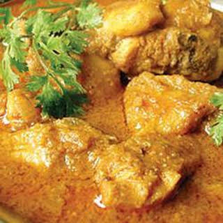 Burmese Chicken Curry.
