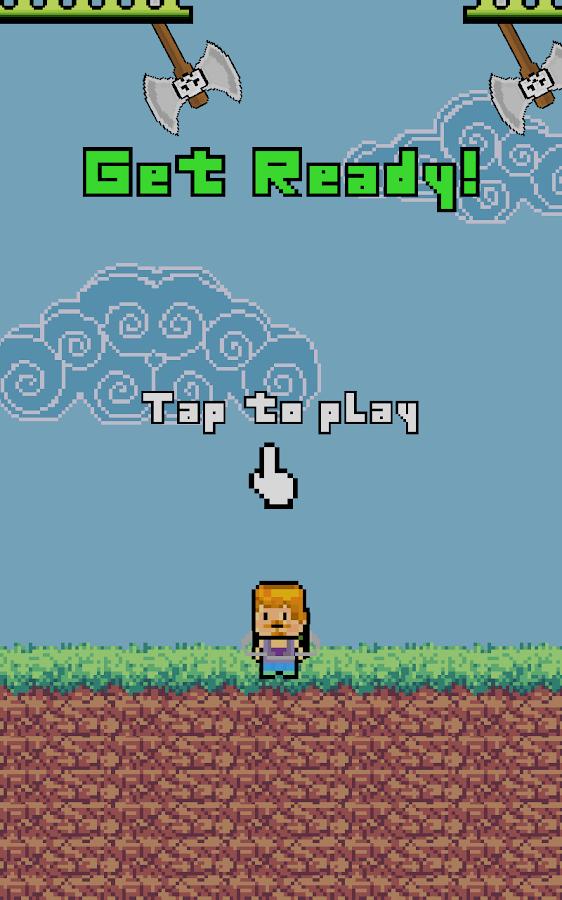 Swing JetPack - screenshot