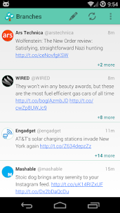 Branches for Twitter- screenshot thumbnail