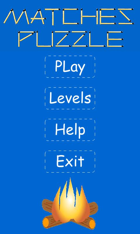 Matches Puzzle- screenshot