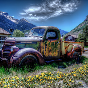 by Ed Mullins - Transportation Automobiles (  )