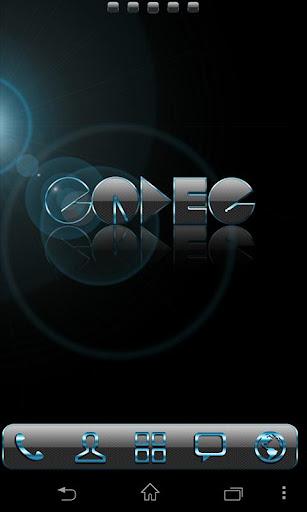 Codec Go Launcher Ex theme