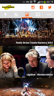 Radio Bruno- screenshot thumbnail