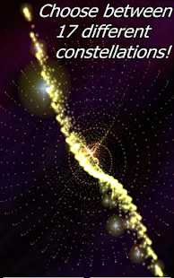 Magic Constellations LiveWP