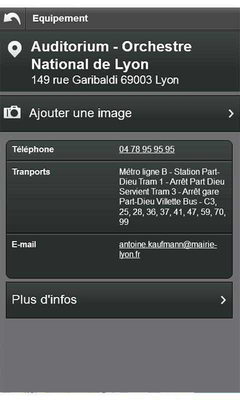 Aigle Mobile- screenshot