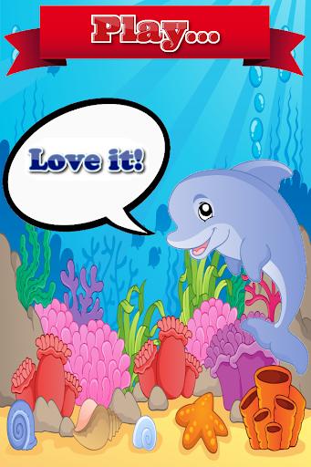 Ocean Game For Kids