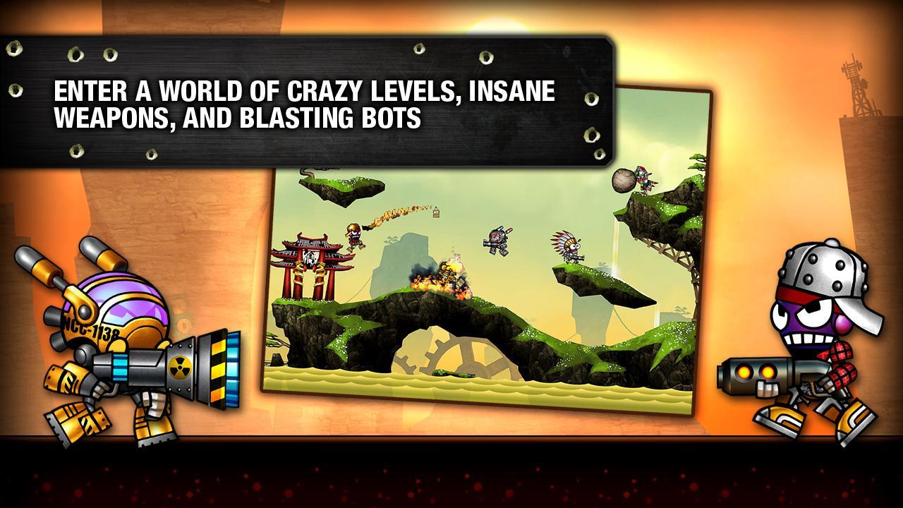 Blastron - screenshot