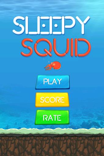 Sleepy Squid