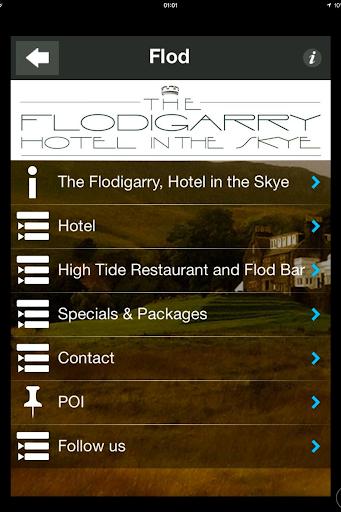 Flodigarry Hotel Skye