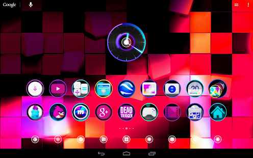 玩個人化App|CRAVE Launcher Theme免費|APP試玩