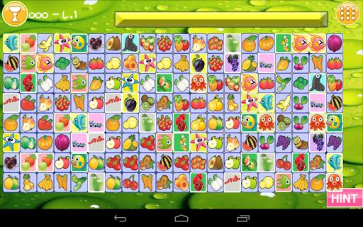 玩免費休閒APP|下載Match And Connect Fruits app不用錢|硬是要APP