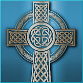 Gaelic Cross Live Wallpaper