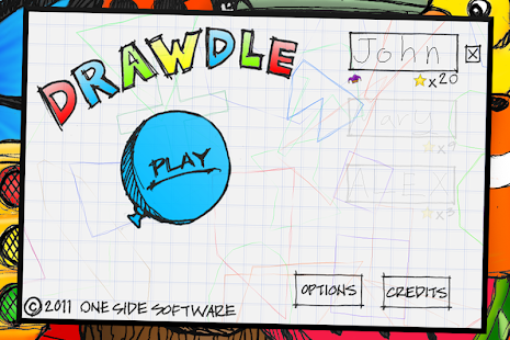 Drawdle Lite - screenshot thumbnail