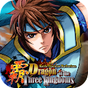 Dragon of the Three Kingdoms logo