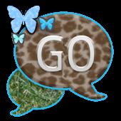 GO SMS THEME/TurquoiseGrass