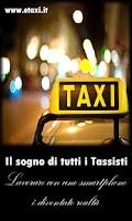 Screenshot of TAXI ITALIA  - ETAXI Driver