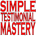 Simple Testimonial Mastery PRO icon