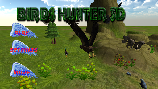 Birds Hunter 3D