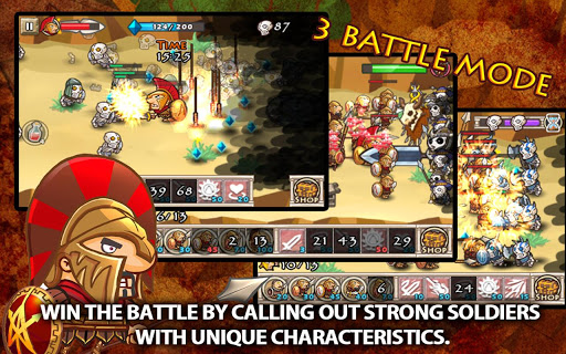 descargar glory of sparta v1.0.1 android
