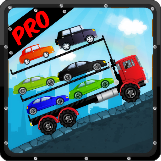 Car Transporter Pro Icon