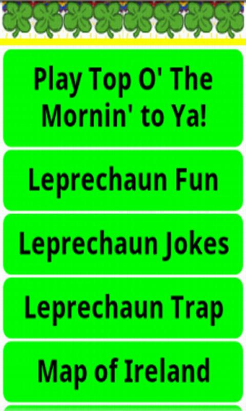 Irish Leprechaun Fun Pack- screenshot