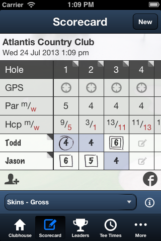Atlantis Country Club - screenshot