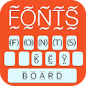 Fonts Keyboard - cool fonts icon