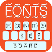 Fonts Keyboard - cool fonts