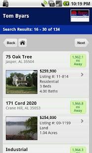 Jasper Real Estate- screenshot thumbnail