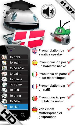 学习丹麦语动词