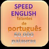 Falantes de português Inglês