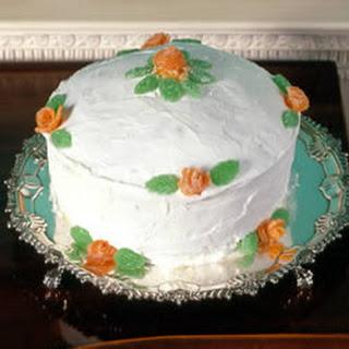 Martha Washington's Cake.